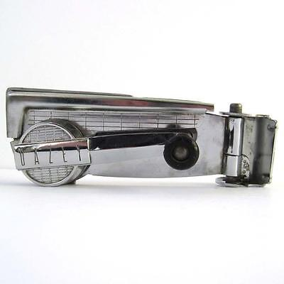 Vintage Dazey Canaramic Can Opener Wall Mounted Chrome Model 85