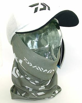 Daiwa Head Sock Head Tube Grey for protection against wind and sun