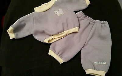 Cabbage Patch Kids Vintage 2pc Kitty sweatsuit *EUC*SS factory