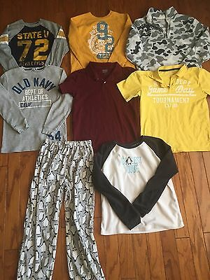Boys Lot Of Size 10/12 Clothing Carter's Old Navy TCP