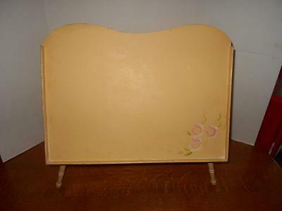 Vintage Early Mid Century Wood Adjustable Bed or Lap Serving Tray
