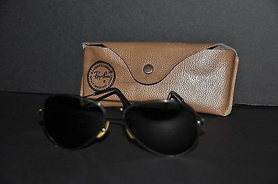 Vintage Ray Ban Sunglasses with Case