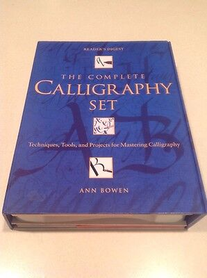 The Complete Calligraphy Set - Readers Digest