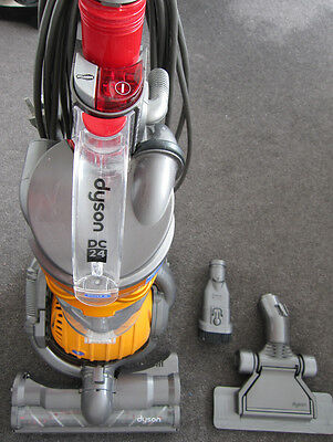 DYSON vacuum CLEANER upright HOUSE used OFFICE clean SWEEP DC24 SPARE parts Xtra
