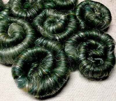 Punis Style Rolags 127 Grams for Spinning / Felting / Crafts