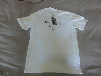 australian olympic team shirt signed stephanie rice