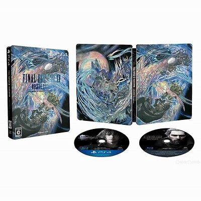 Jeu FF XV édition deluxe + guide collector neufs