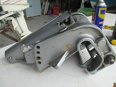 Johnson / Evinrude 6hp Outboard Steering Arm and Swivel Bracket