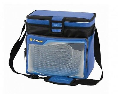 Camping Cooler Bag Picnic Insulated Thermal Lunch Drinking 16 Can Storage Travel