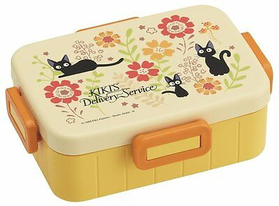 New Studio Ghibli ☆ Kiki's Delivery Service Kawaii Lunch Box Made in JAPAN
