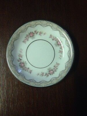 NORITAKE  GLENWOOD  Butter Dish #5770 Excellent Condition