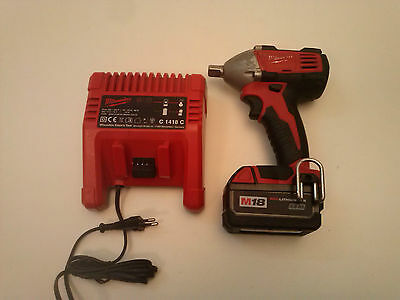 Milwaukee  M18 18v Compact 1/2in Impact Wrench