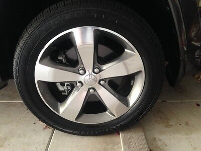 Jeep Grand Cherokee Overland 2014 Wheels And Tyres 20 Inch Used