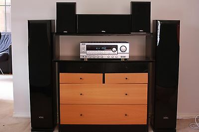 7.1 Home Theatre Surround Sound System AV Processor