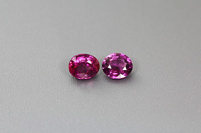 2.730 Ct World Class Natural Rare Pink Unheated Rubellite Color Rhodolite Gem~!!