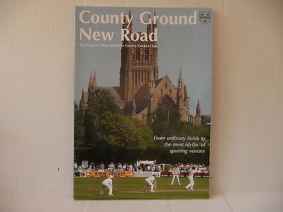 Worcestershire County Cricket 2001 Benefit Year Brochure