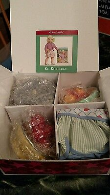 American Girl Kit's Produce & Preserves NRFB- This is Retired