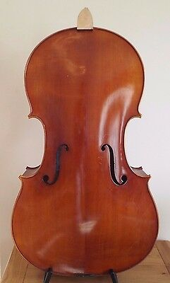 """For Restoration - Nice Quality Tone Woods Vintage Cello Body 4/4  Lob 29 5/8"""""""