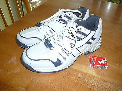 WOMENS PAT RAFTER FOR DUNLOP TENNIS SHOES TRAINERS SIZE 8UK   99c