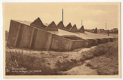 MIDDELKERKE - PUITS PENCHE, EXTERIEUR ~ AN OLD POSTCARD (Ab46)