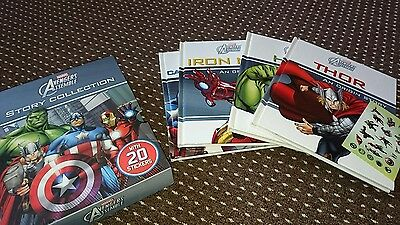 Marvel Avengers Assemble. Story Collection