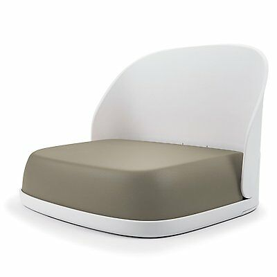 OXO Tot Perch Booster Seat for Big Kids, Taupe