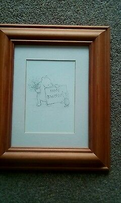 Winnie The Pooh Sketch Picture