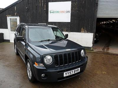 2007 Jeep Patriot 2.0 CRD Limited Station Wagon 4x4 5dr