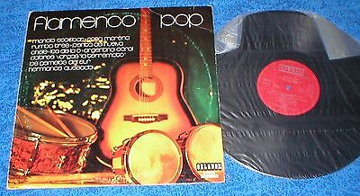 FLAMENCO POP SPAIN LP 1974 ORLADOR CIRCULO DE LECTORES CLUB EDITION Buen Estado!