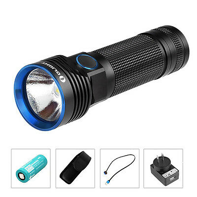USB Rechargeable Lampe Olight R50 PRO CREE XHP70 LED 3200LM + 26650 Batterie