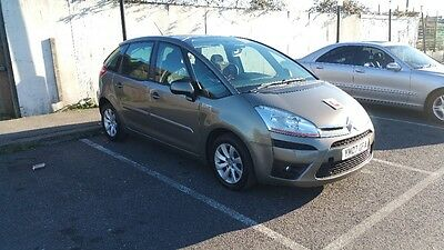 2007 Citroen C4 Picasso VTR+ 1.6 HDI EGS ONLY 45K Miles