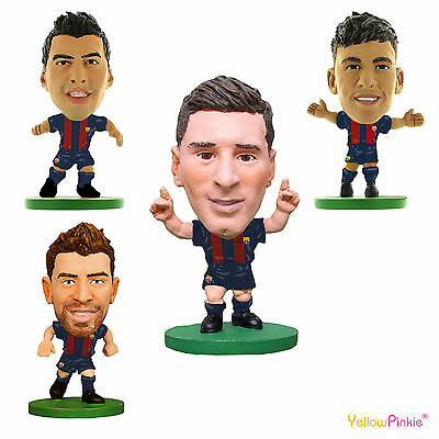 OFFICIAL FOOTBALL CLUB - Barcelona SoccerStarz Figures (2017)