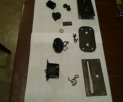Victor phonograph parts