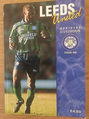 Leeds United Official Handbook 1995-96