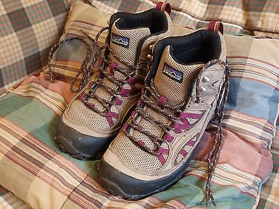 Women's Patagonia Walking Boots Size 4.5 UK Vibram Sole Boots