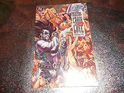 Lobo: Blazing Chain of Love # 1 (Sep 1992, DC) * NM/MINT * A World of Women...