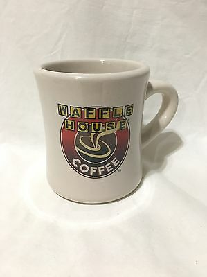 Waffle House Restaurant Ware Heavy Diner Style Coffee Mug