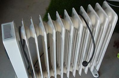Oil Coil Heater with timer