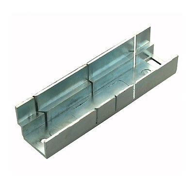 Metal Mitre Box For Aluminium and PVC Tile Trim Tool