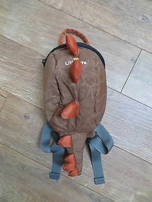 Little Life Dinosaur Bag with safety rein