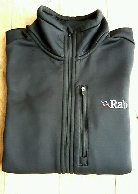 Rab powerstretch Zip Top Excellent Condition size M