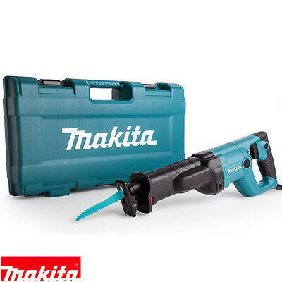 Makita JR3050T/1 Reciprocating Saw 110v With Tool Less Blade Change With Case