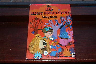 The Red Magic Roundabout Story Book 1973