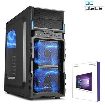 GAMER PC INTEL i5 7500, GTX1060 6GB, 8GB DDR4, 240GB SSD, Win10 Gaming Computer