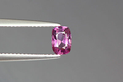 0.750Ct 100% NR!! HOT RICH SPARKLING TOP PINK CEYLON UNHEATED RARE SPINEL !!!