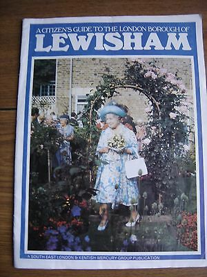 A Citizen's Guide to the London Borough of Lewisham