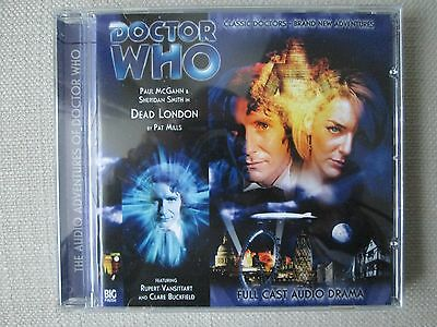 DOCTOR WHO - DEAD LONDON (Big Finish Audio CD)