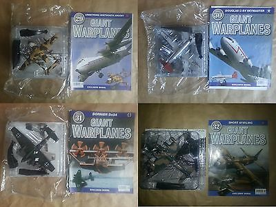 Giant Warplane Collection
