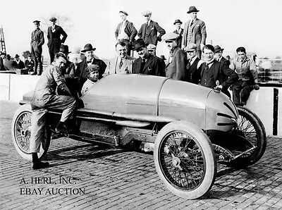 Frontenac 1921 Indianapolis 500 Tommy Milton Barney Oldfield Louis Chevrolet