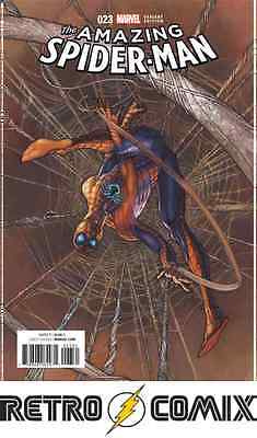 Marvel Amazing Spider-Man #23 Bianchi 1:25 Variant New/unread Bagged & Boarded